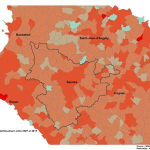 carte démographie